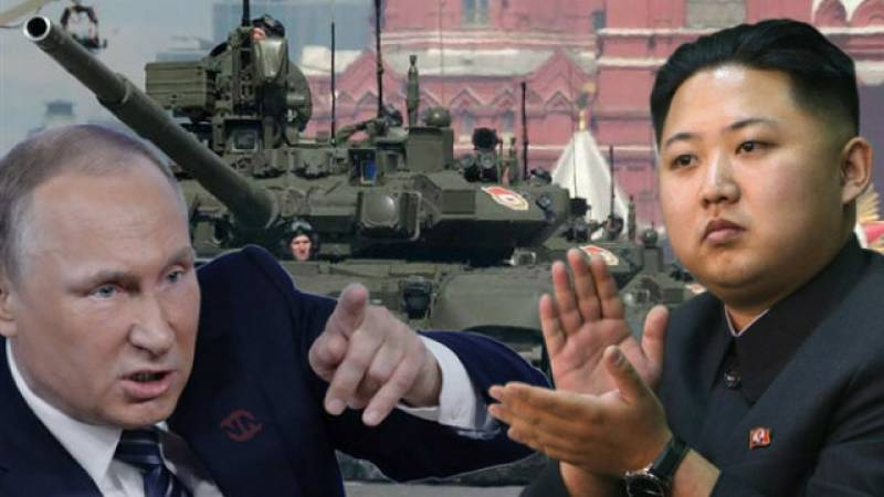 Russia deploys marines on North Korea border after Kim's missile test