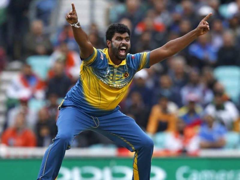 Thisara Perera named Sri Lanka's one-day captain