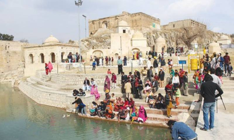 200 Hindu pilgrims arrive in Lahore to attend Shivaratri festival