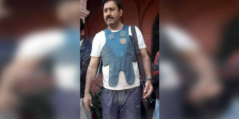 SSP Peshawar Sajjad Khan's heroic professionalism revealed amid training institute attack