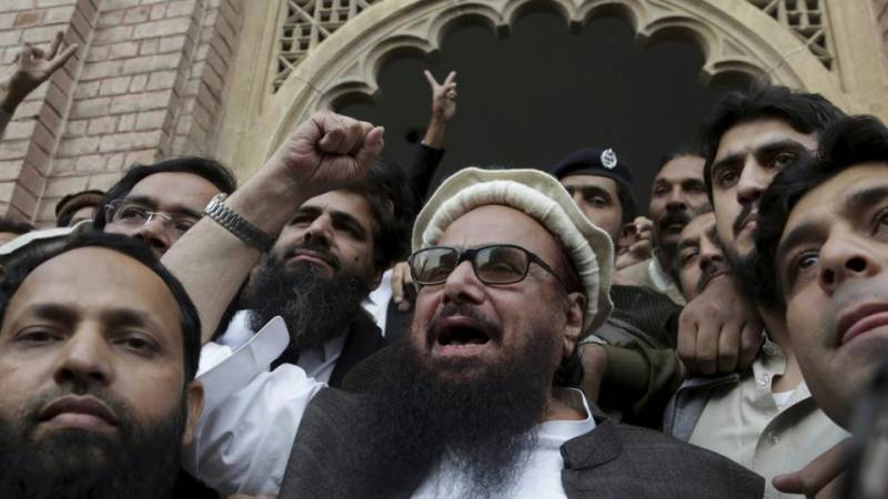 Hafiz Saeed announces to contest next elections from MML platform