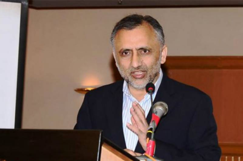 Barrister Zafarullah appointed new Law Minister