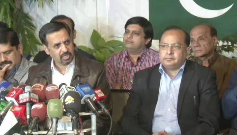 MNA Salman Mujahid joins PSP after being ousted from MQM
