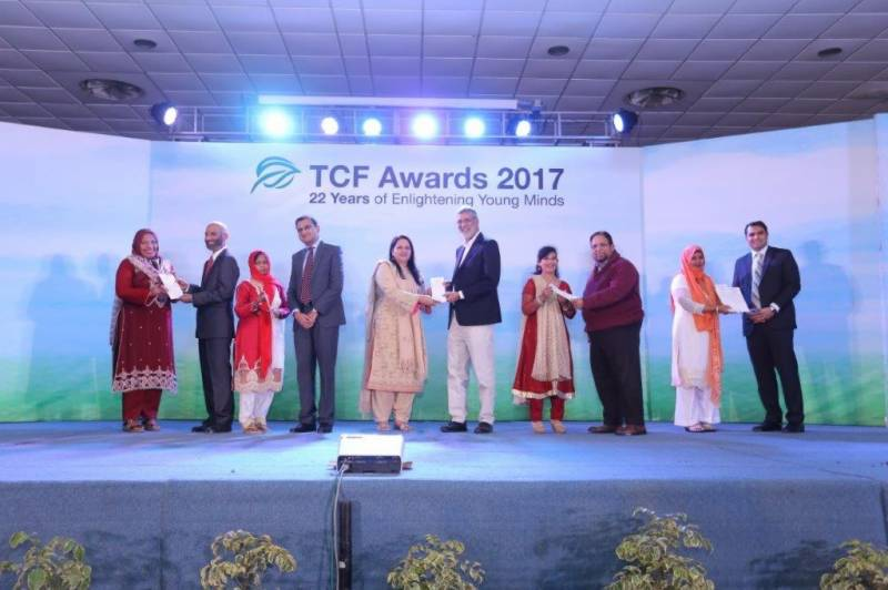 TCF honours its 12,000 strong female faculty at Annual Teachers Awards 2017