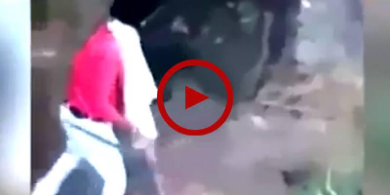 VIDEO: Muslim man hacked to death, burnt in India for 'Hindu honour'