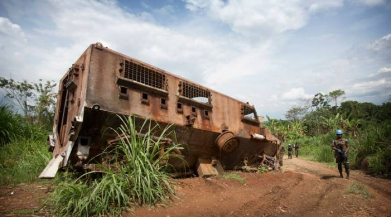 15 UN peacekeepers die in DR Congo attack