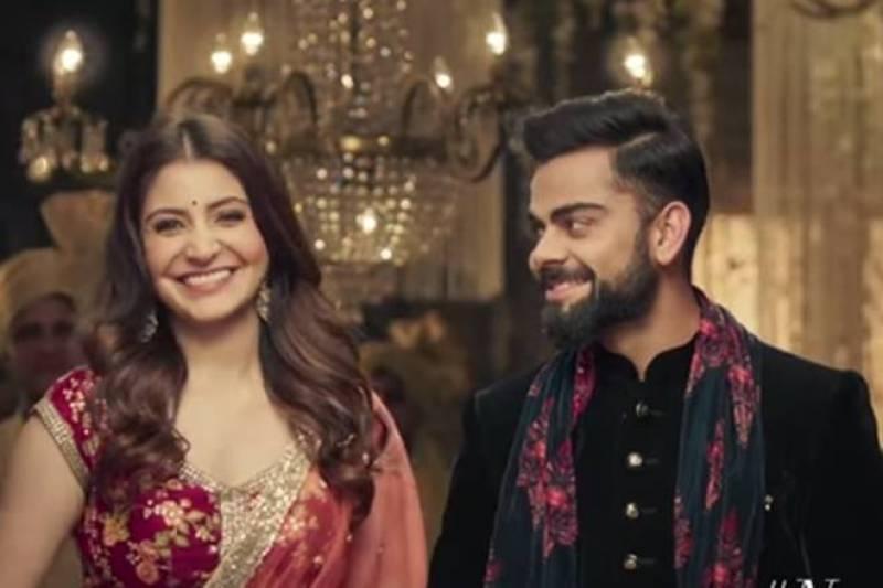 Anushka Sharma, Virat Kohli marriage rumors appear to be 'true'