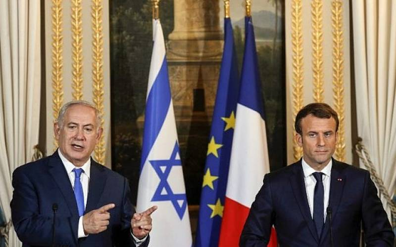 French President Macron disapproves Trump's 'anti-peace' Jerusalem move