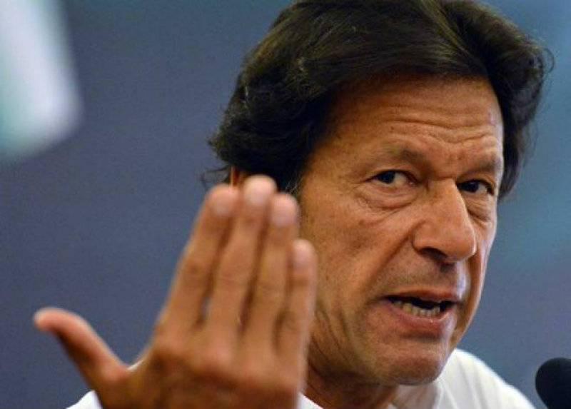 No political alliance with Zardari-led PPP, clarifies Imran Khan