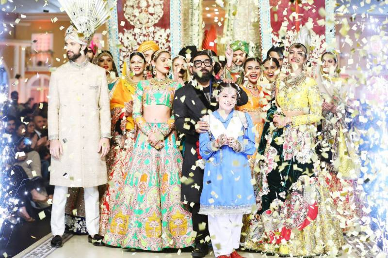 Pantene Hum Bridal Couture Week 2017 Day 3: The Finale