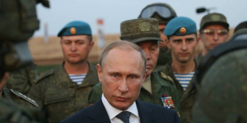 Putin announces partial pullout of Russian forces from Syria