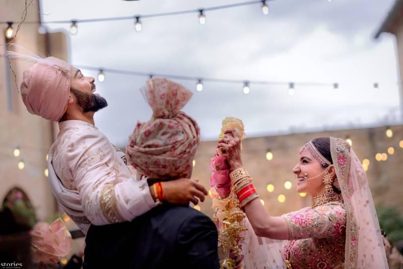 Anushka Sharma, Virat Kohli to sell their wedding photos, but why?