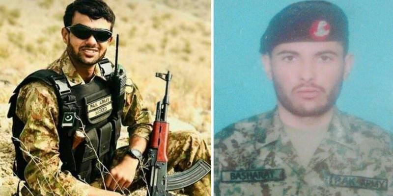 Army officer, 21, among two martyred in North Waziristan terrorist attack