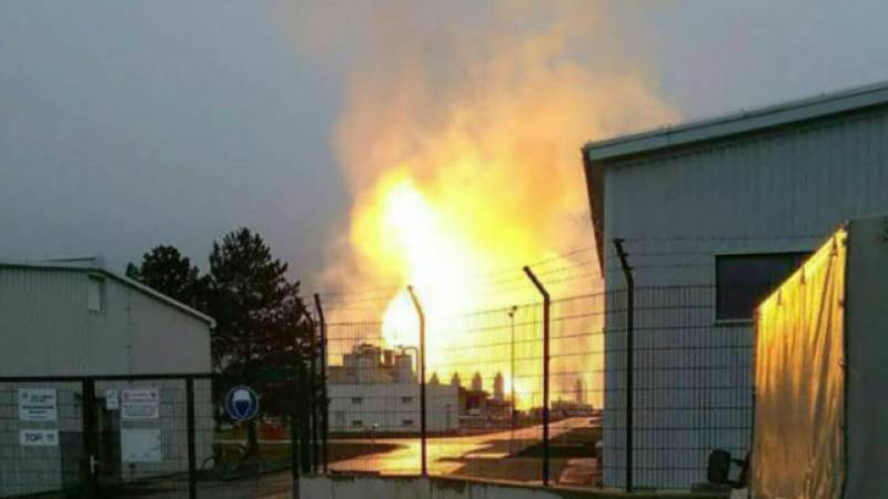At least one dead, 18 injured in Europe's largest gas hub explosion