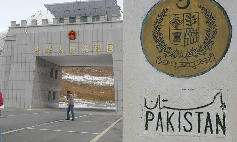Chinese miscreants in Pakistan to be treated as per law