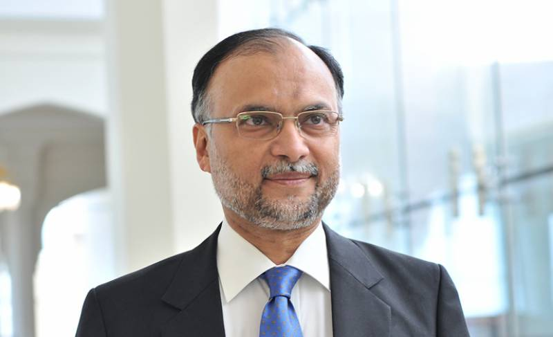 Three CPEC projects halted as China revising 'financial mechanism': Ahsan Iqbal