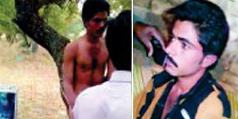 Youngster stripped, tortured brutally for illicit relationship in Chakwal