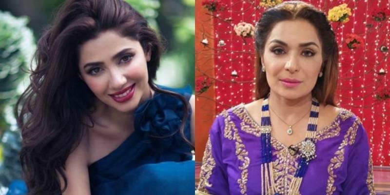 Meera lashes out at Mahira Khan, again!