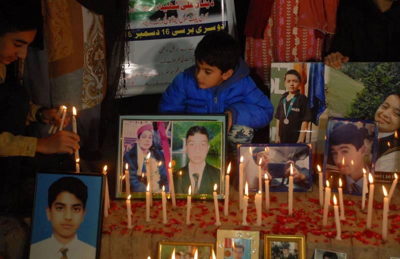 APS attack: Pakistan mourns Peshawar school martyrs on 3rd anniversary
