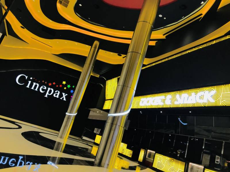 Cinepax to launch the biggest multiplex Cinema of Pakistan at Packages Mall, Lahore