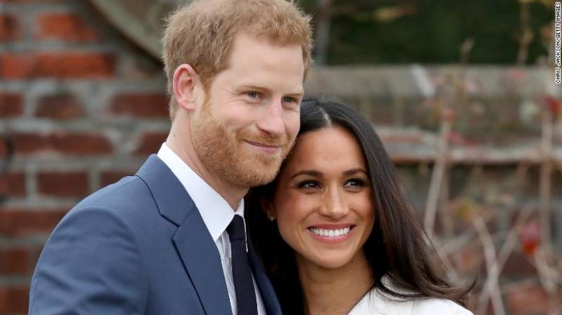 Prince Harry and Meghan Markle set the royal wedding date