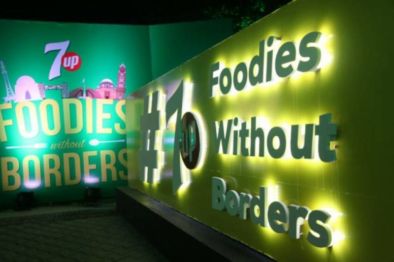 7Up Foodies Without Borders Took Food Festivals To A Whole New Level!
