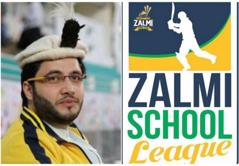 Javed Afridi announces Zalmi School League to promote cricket in KP