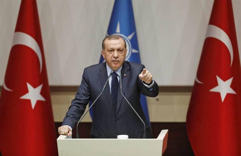 Opposing Trump, President Erdogan says Turkey will open embassy in East Jerusalem