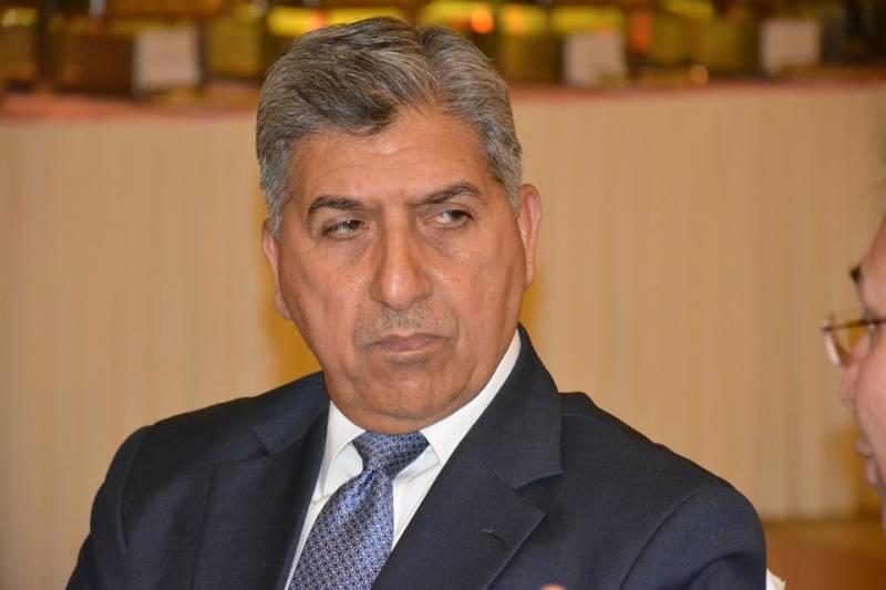 Former DG ISI Gen Ahmad Shuja Pasha takes new job with Pakistani firm