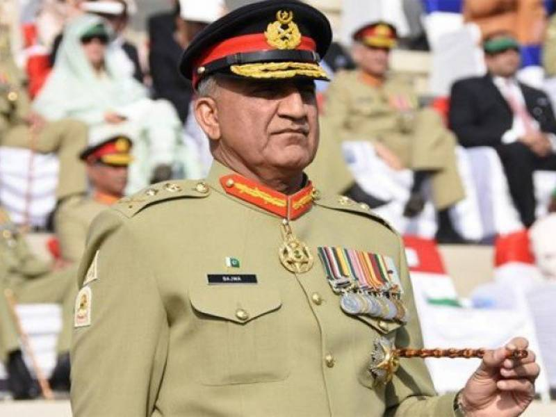 COAS Bajwa says will resign if Army's hand behind Islamabad sit-in proven