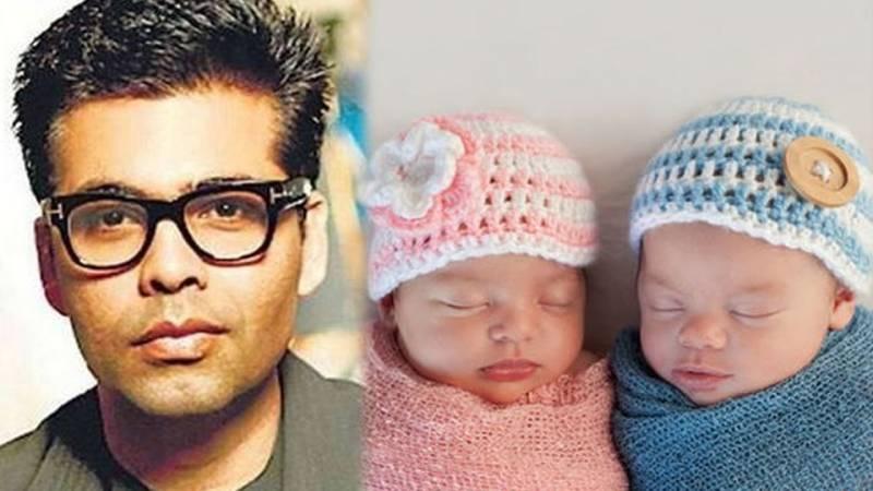 Karan Johar pens down a heartfelt letter to his twins