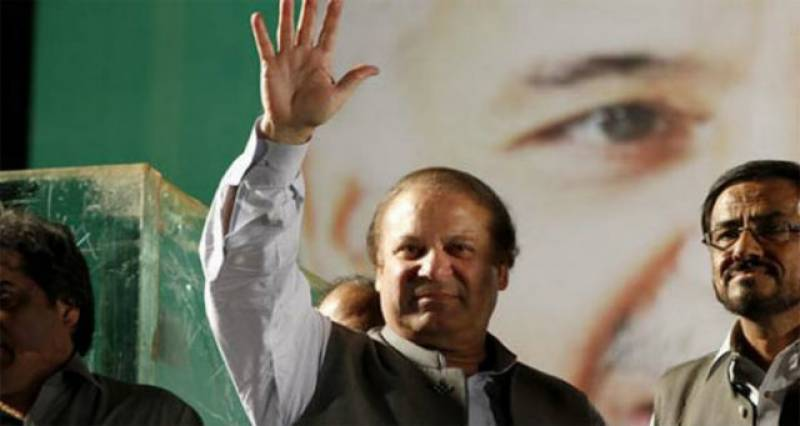 Nawaz Sharif vows to take 'murder of justice' to logical conclusion