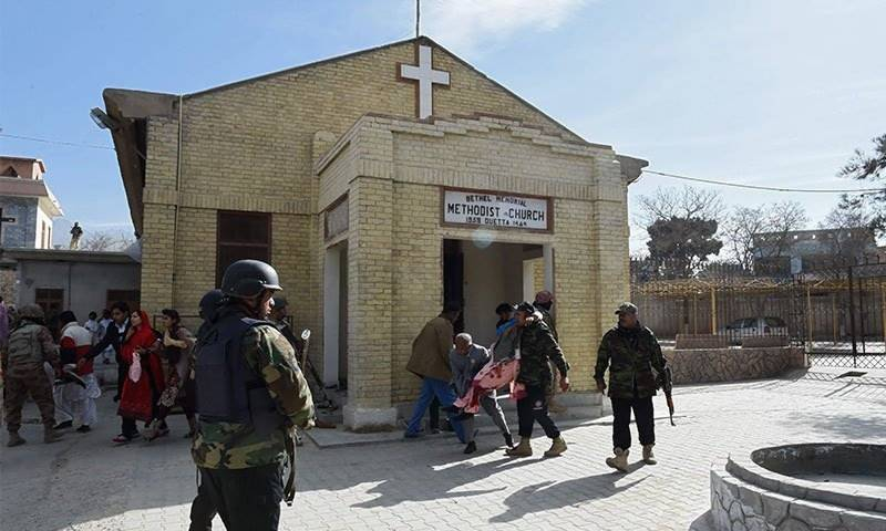 WCR condemns Quetta church attack; shares Christians' grief