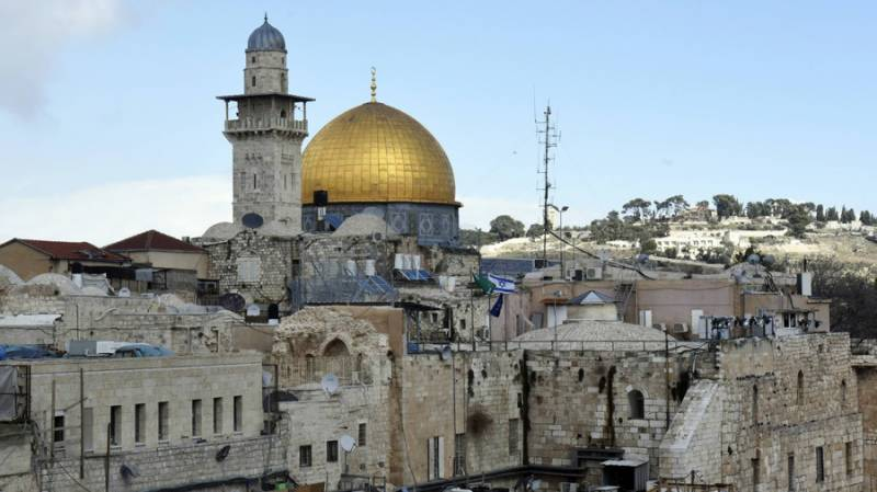 128 countries vote in favour of UN call for US to reverse Jerusalem decision