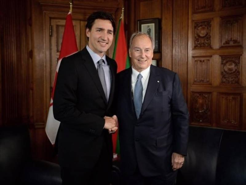 Canadian PM Trudeau violated conflict of interest rules by visiting Aga Khan's island, concludes ethics commissioner