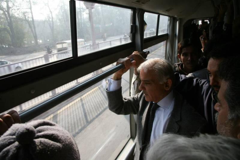 'Multan Metro corruption': Chinese company that defamed Shehbaz Sharif pays heaviest ever price