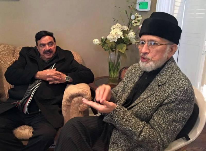 Qadri calls APC to devise future plan against govt