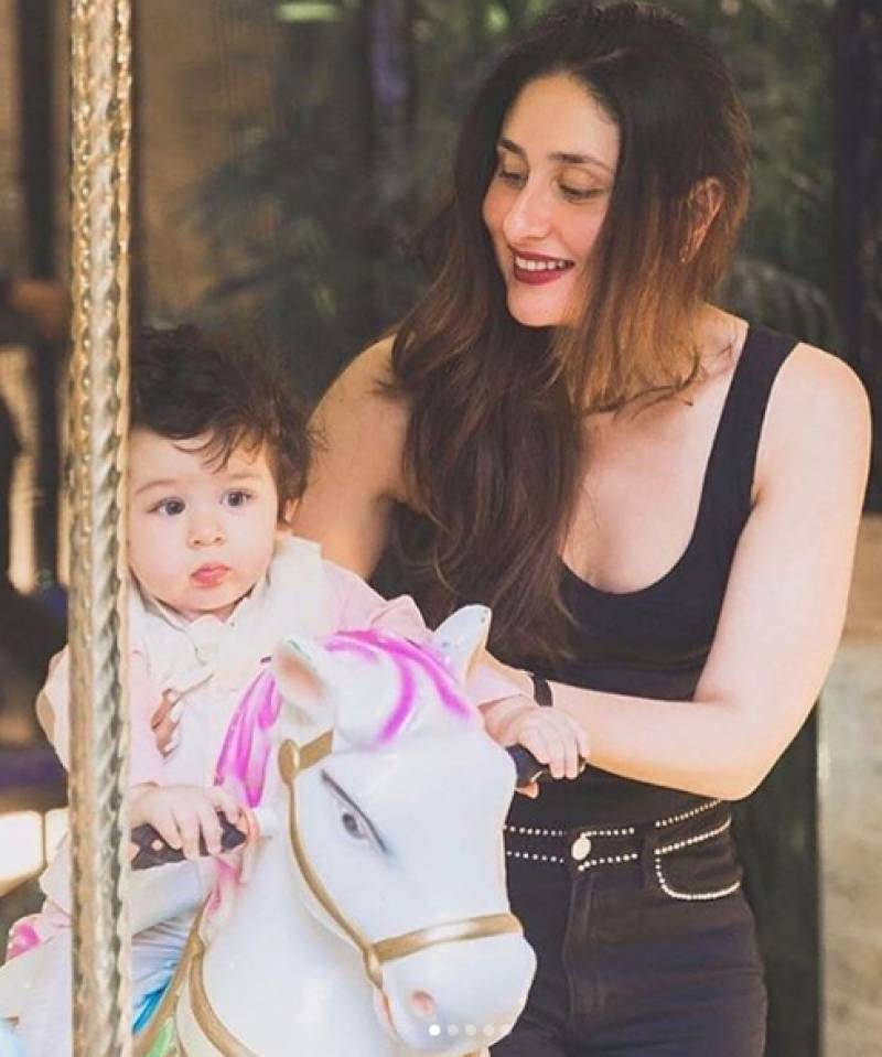 You won't believe what Taimur Ali Khan got for his birthday !