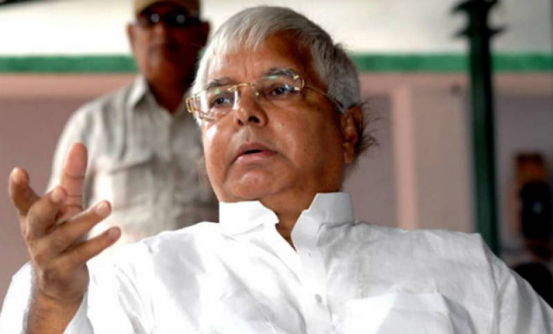 Ex Indian CM Laloo Prasad found guilty of embezzlement