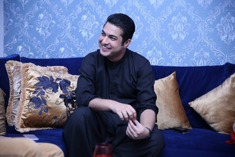 Iqrar ul Hassan vows to continue anti wall-chalking campaign after being denied permission