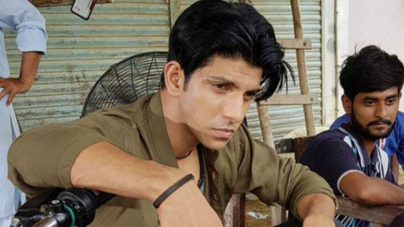 Mohsin Abbas recites poem for his late daughter