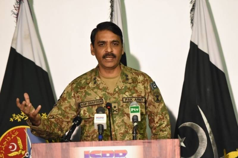 Pakistan is not for sale as it merely seeks trust-based relationship with US: ISPR