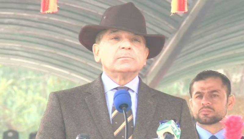 CM Shehbaz for changing system to make Pakistan welfare state