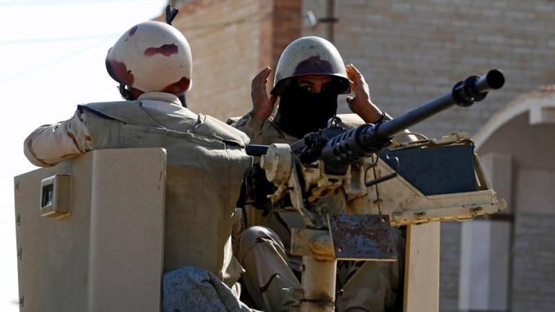 Egypt executes 15 militants over deadly 2013 Sinai attack