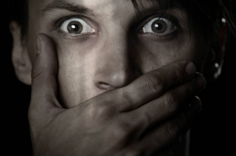 Man raped in England park