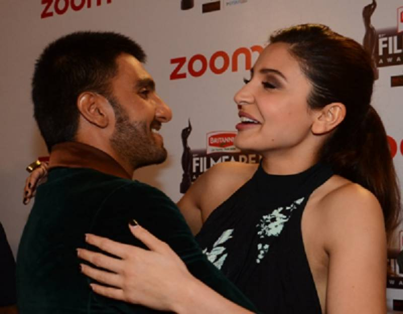 This is what Ranveer Singh has to say about Anushka Sharma