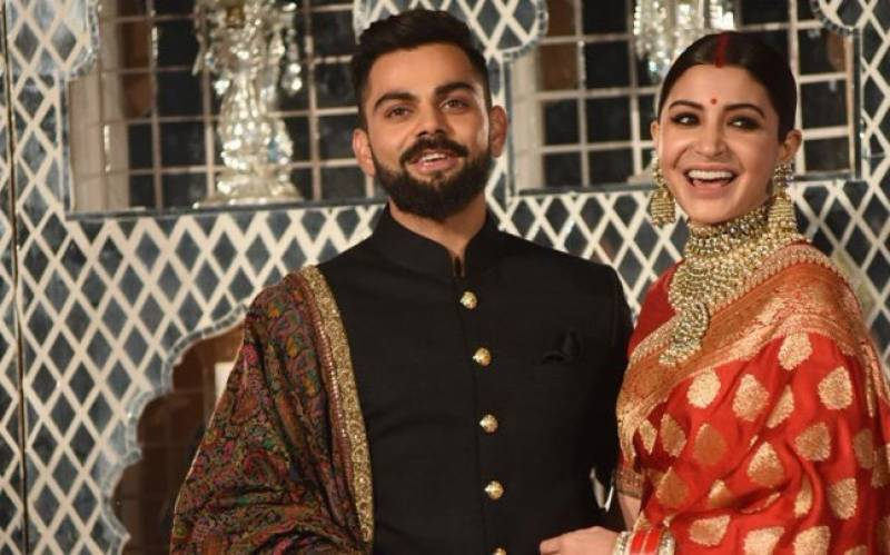 Virushka's wedding announcement most retweeted post of this year