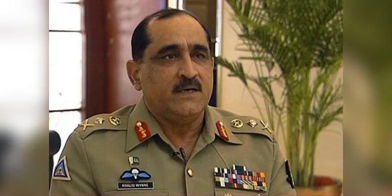 Former CJCSC Gen Khalid Shamim Wyne dies in road accident near Rawalpindi