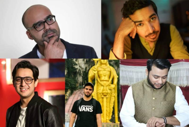 Top five male social media Celebrities of 2017