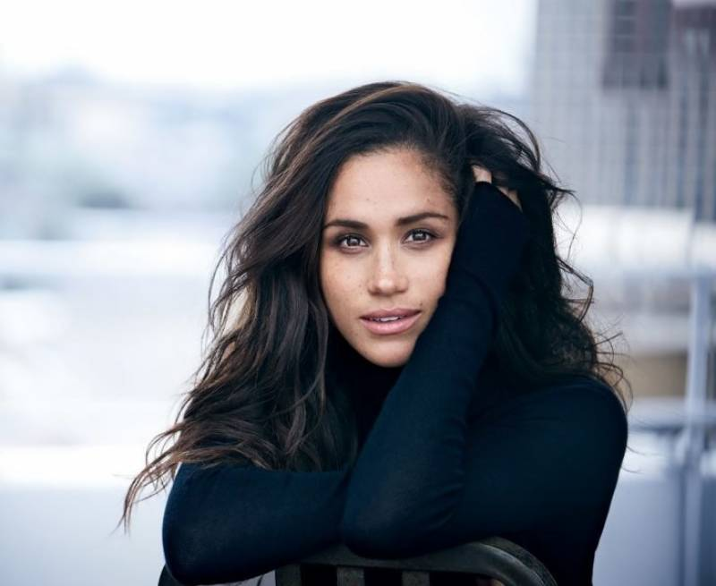 Was Meghan Markle going to be the next Bond girl?